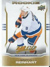 2014-15 MVP GRIFFIN REINHART #314 Rookie Redemption New York Islanders