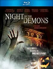 Night of the Demons (2010, REGION A Blu-ray New)