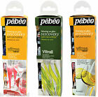 PEBEO VITREA 160 & VITRAIL TRANSPARENT GLASS PAINT / PAINTING DISCOVERY SETS