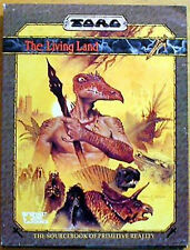 1990 TORG- The Living Land-West End RPG