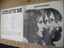 THE BYRDS History Of 2LP Gatefold CBS 1973