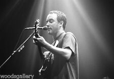 Dave Matthews, 1-of-a-kind! Never Printed!! Original 35mm black and white film