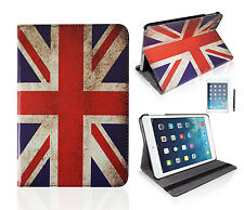 iPad Mini / 2 Retina / 3 ''UK Flag'' Case Schutz Hülle Tasche Smart Cover Etui