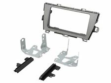 CT23TY39 Toyota Prius 2010 On  Double Din Stereo Facia Kit GREY