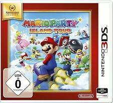 Mario Party: Island Tour (Nintendo 3DS, 2015) - neu