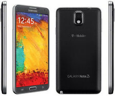 "5.7"" Samsung Galaxy Note 3 N900T 32GB 13MP LTE Libre TELEFONO MOVIL NEGRO Black"