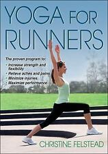 Yoga for Runners by Christine Felstead (2013, Paperback)