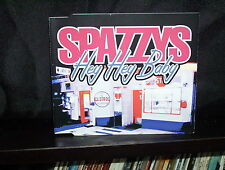 SPAZZYS HEY HEY BABY - RARE AUSTRALIAN CD SINGLE NM