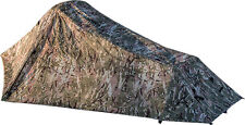 Highlander Blackthorn / HMTC / MTP Camouflage 1 Man Tent Bivi Shelter Military