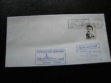 TAAF - enveloppe 9/10/1984 (cy57) (Z)
