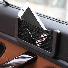 Filet Résilient Support Sac Poche Rangement Organisateur Auto GPS Phone Cadeau