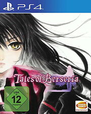 PS4 Spiel Tales Of Berseria (Sony PlayStation 4, 2017)