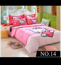 Hello Kitty bedding set Twin/queen set