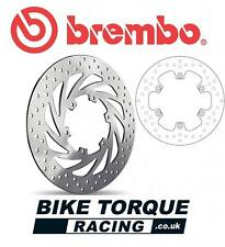 Yamaha FZR1000 Exup 89 Brembo Upgrade Rear Brake Disc