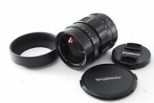 Voigtlander NOKTON 25mm F0.95 Micro Four Thirds Lens RefNo 143292