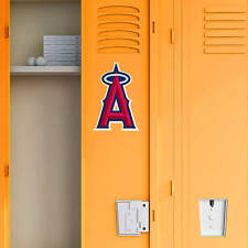 "New LOS ANGELES ANGELS 11"" X 7.5"" FATHEAD Official MLB Logo Wall Graphics Vinyl"