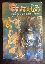 Vintage Thundercats Panthro Mexican Bootleg Figure New in Package