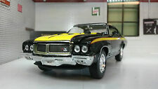 Buick GSX 1970 Gran Sport Skylark 1:24 Scale Welly Diecast Detailed Model Car