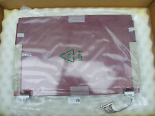 NEW DELL RHX0T LATITUDE E4200 LCD BACK COVER WITH HINGES