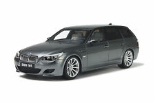 1:18 Otto mobile BMW m5 e61 touring Gris Grey ot189 Limited Edition Neuf New