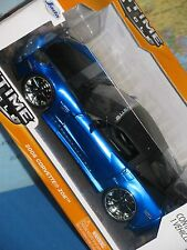 1/24 JADA BIGTIME MUSCLE 2006 CORVETTE Z06 **BRAND NEW & RARE**