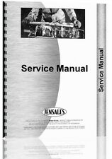 "International Harvester Cub Cadet 38"" Mower Service Manual"