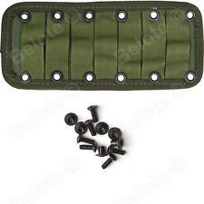 ESEE JUNGLAS MOLLE Panel Olive Drab Green With Hardware JUNGLAS-PANEL-OD **NEW**