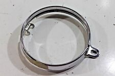HONDA C100 HEADLIGHT HEAD LIGHT LAMP RIM HM-C-1H