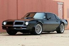 1976 Pontiac Trans Am Factory