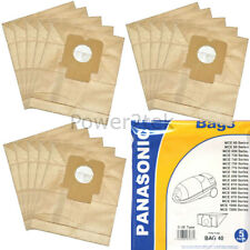 15 x C2E Dust Bags for Hitachi Mce851 Vacuum Cleaner