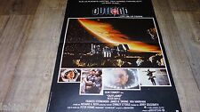 OUTLAND ! sean connery affiche cinema science fiction 1981