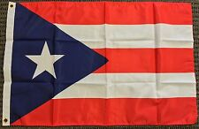 2x3 Puerto Rico Flag Rican Banner Commonwealth Pennant Bandera New Polyester