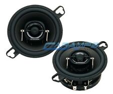 "NEW PIONEER TS-A878 3.5"" 2-WAY CAR STEREO AUDIO SPEAKERS"
