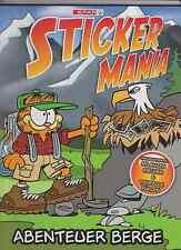 2 Super Sticker für Stickermania ~ Abenteuer Berge