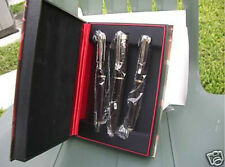 MONTBLANC LIMITED EDITION KAFKA BALLPOINT PEN & PENCIL SET NEW IN BOX NO FOUNTAI