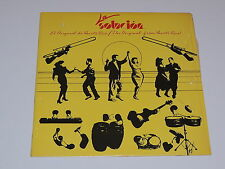 LA SOLUCION EL ORIGINAL DE PUERTO RICO THE ORIGINAL FROM PUERTO RICO Lp RECORD