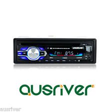 Universal 12V Single Din In Dash Car DVD Player Stereo Radio CD MP3/4/5 AUX SD
