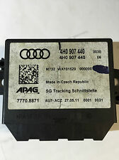 AUDI A6 A7 A8 INTERFACE TRACKING CONTROL UNIT 4H0 907 440