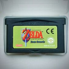 Legend of Zelda Link To The Past Four Swords Nintendo GBA Game Boy Advance SP UK