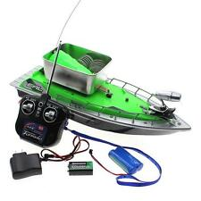 Chic Remote Control RC Radio Bait Fish Finder Fishing Nest Lure Boat Ship Gadget
