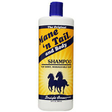 Mane 'n Tail and Body The Original Shampoo For Shiny, Manageable Hair 32oz