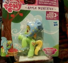 LATEST NEW My Little Pony magic Collection Apple munchies story pack