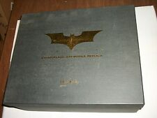 DC Direct Gallery Batman Begins CAMOUFLAGE BATMOBILE REPLICA With Box
