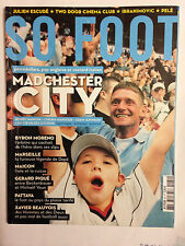 SO FOOT N°81 NOV. 2010 MANCHESTER CITY : AU COEUR DES CITIZENS