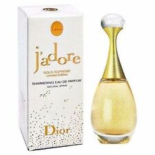 J'adore Gold Supreme LIMITED EDITION by Dior Eau de Parfum 3.4oz NEW SEALED