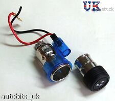 Cigarette lighter cigar PLUG & SOCKET FOR VW Jetta Passat mk2 mk3 mk4 Polo Fox