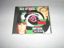 ACE OF BASE CD HAPPY NATION