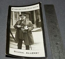 PHOTO IMAGE FELIX POTIN 3ème ALBUM 1920 GENERAL ALLENBY MILITAIRE GUERRE