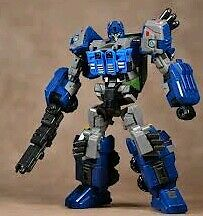 Transformers FansProject Warbot WB002 WB-002 Steelcore MISB