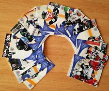 Hockey KHL 2014 card DYN-001_018 Basic series Dynamo Moscow set 18 pcs